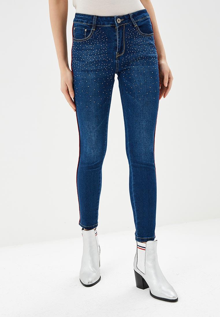 Зауженные джинсы G&G B014-T211