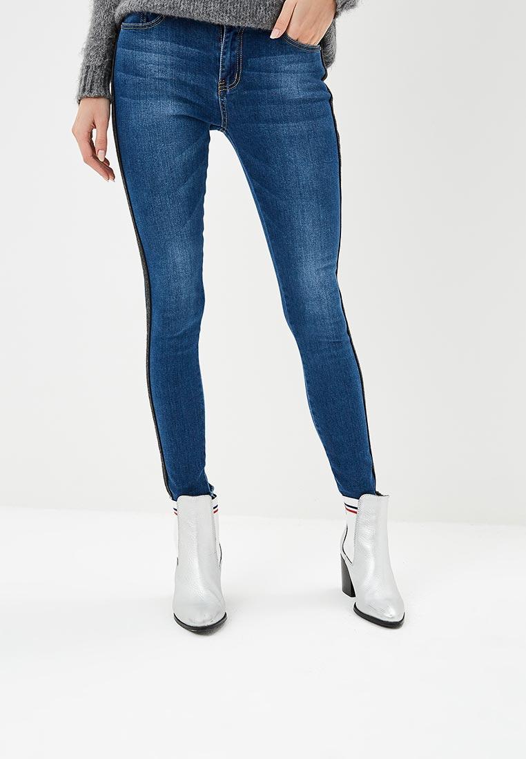 Зауженные джинсы G&G B014-T178