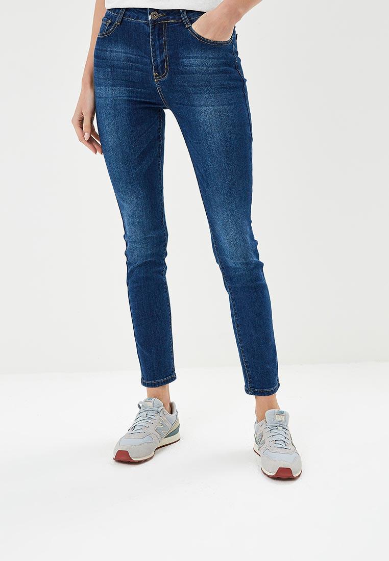 Зауженные джинсы G&G B014-T216