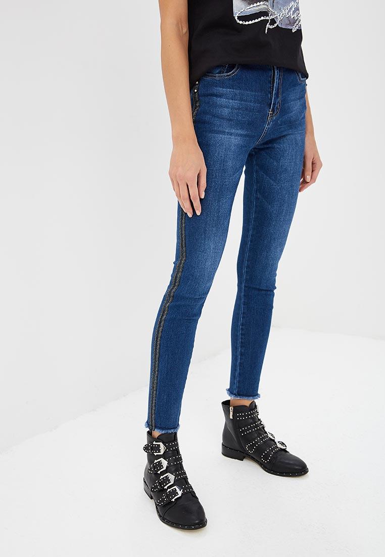 Зауженные джинсы G&G B014-T187