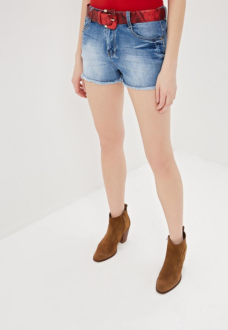 Женские джинсовые шорты G&G B014-T254