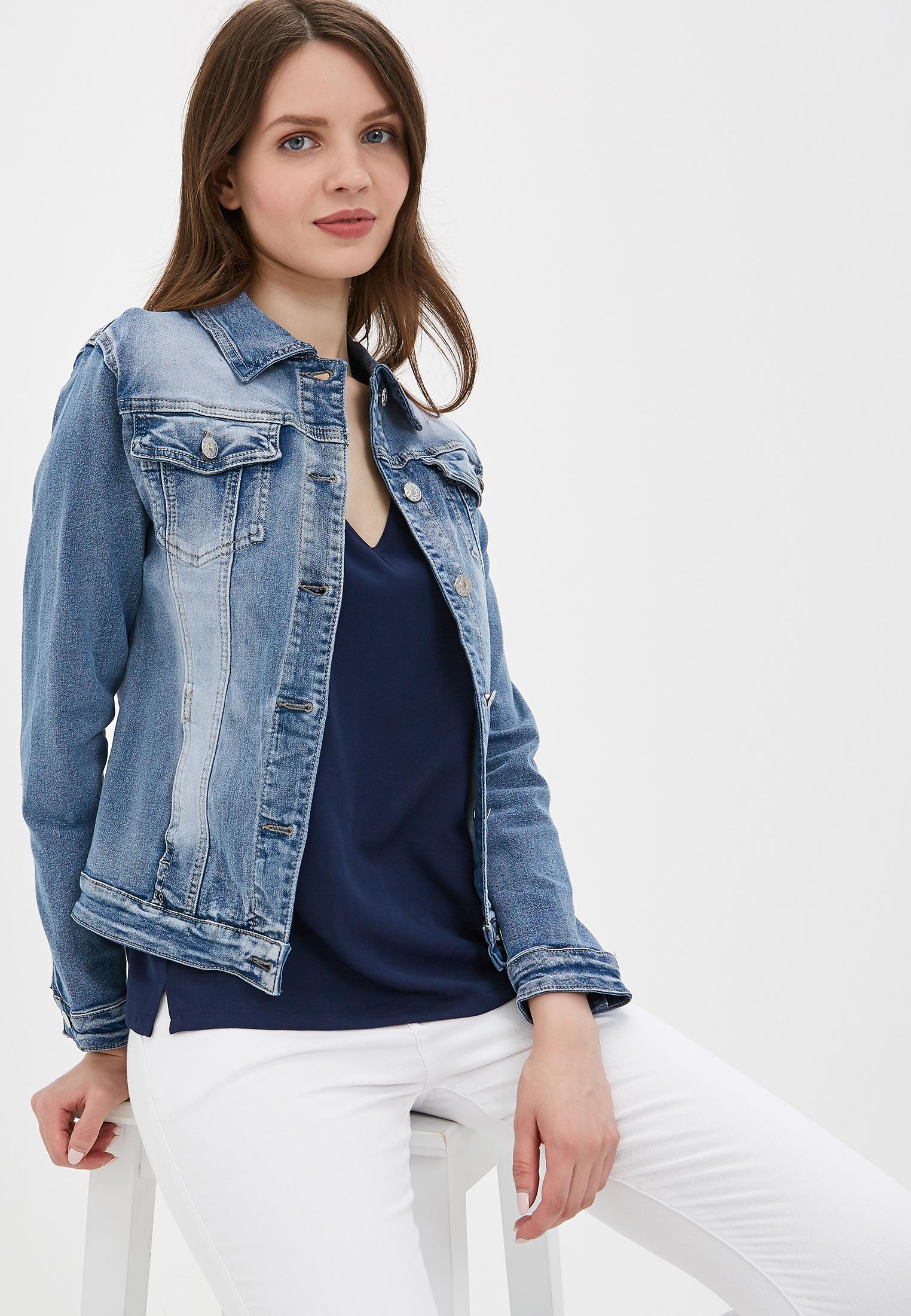 Джинсовая куртка G&G B014-L063