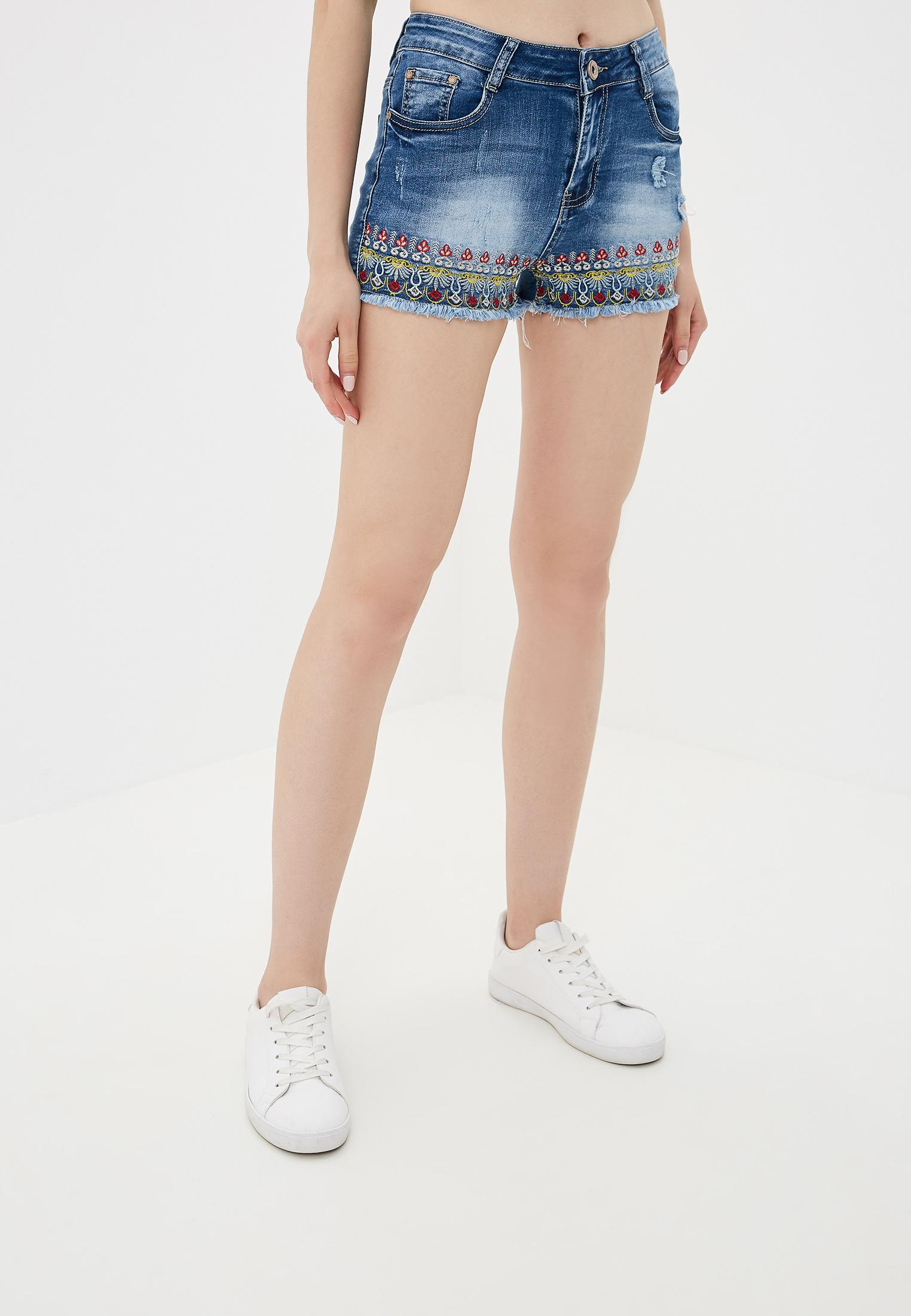Женские джинсовые шорты G&G B014-T249