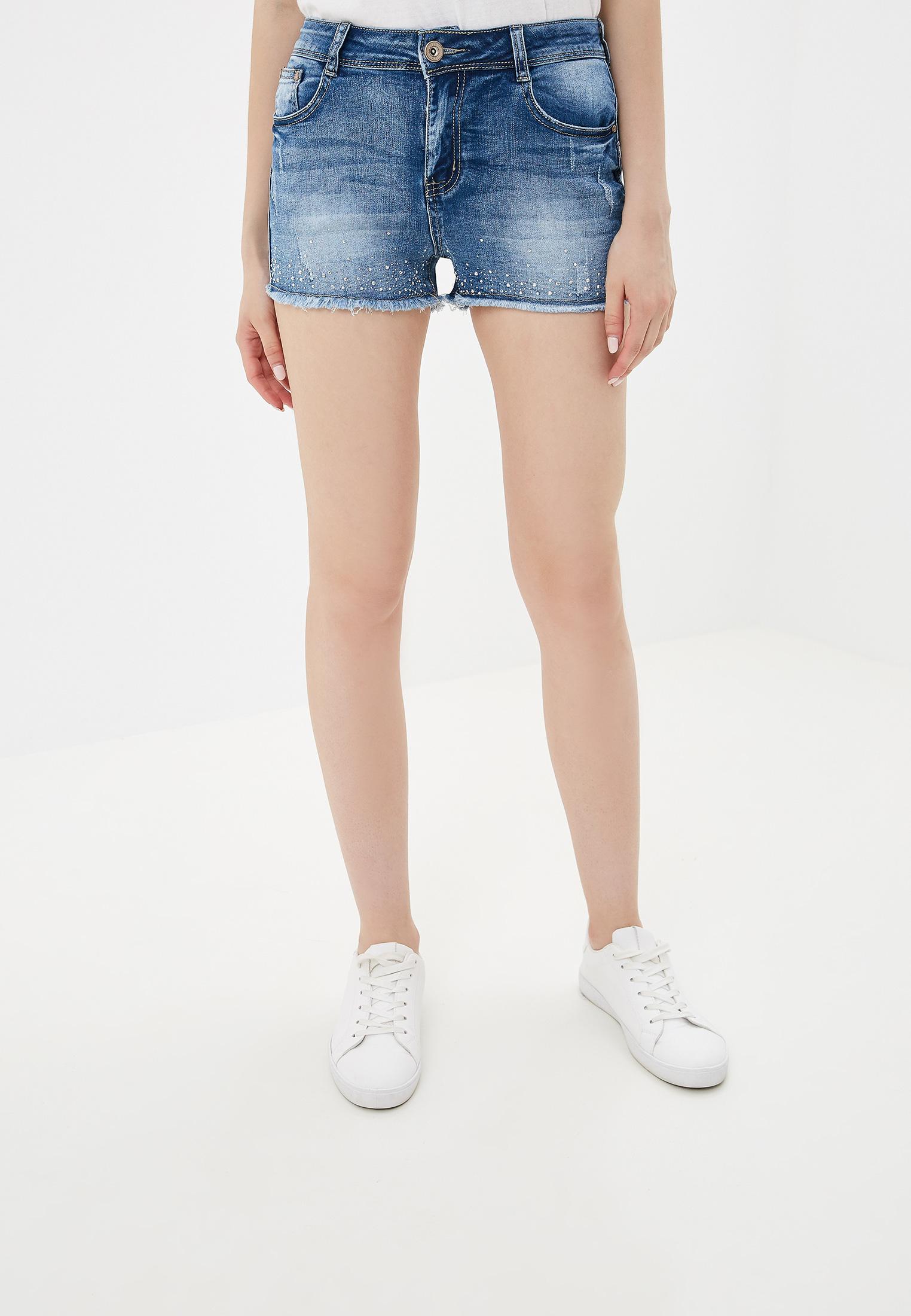 Женские джинсовые шорты G&G B014-T251