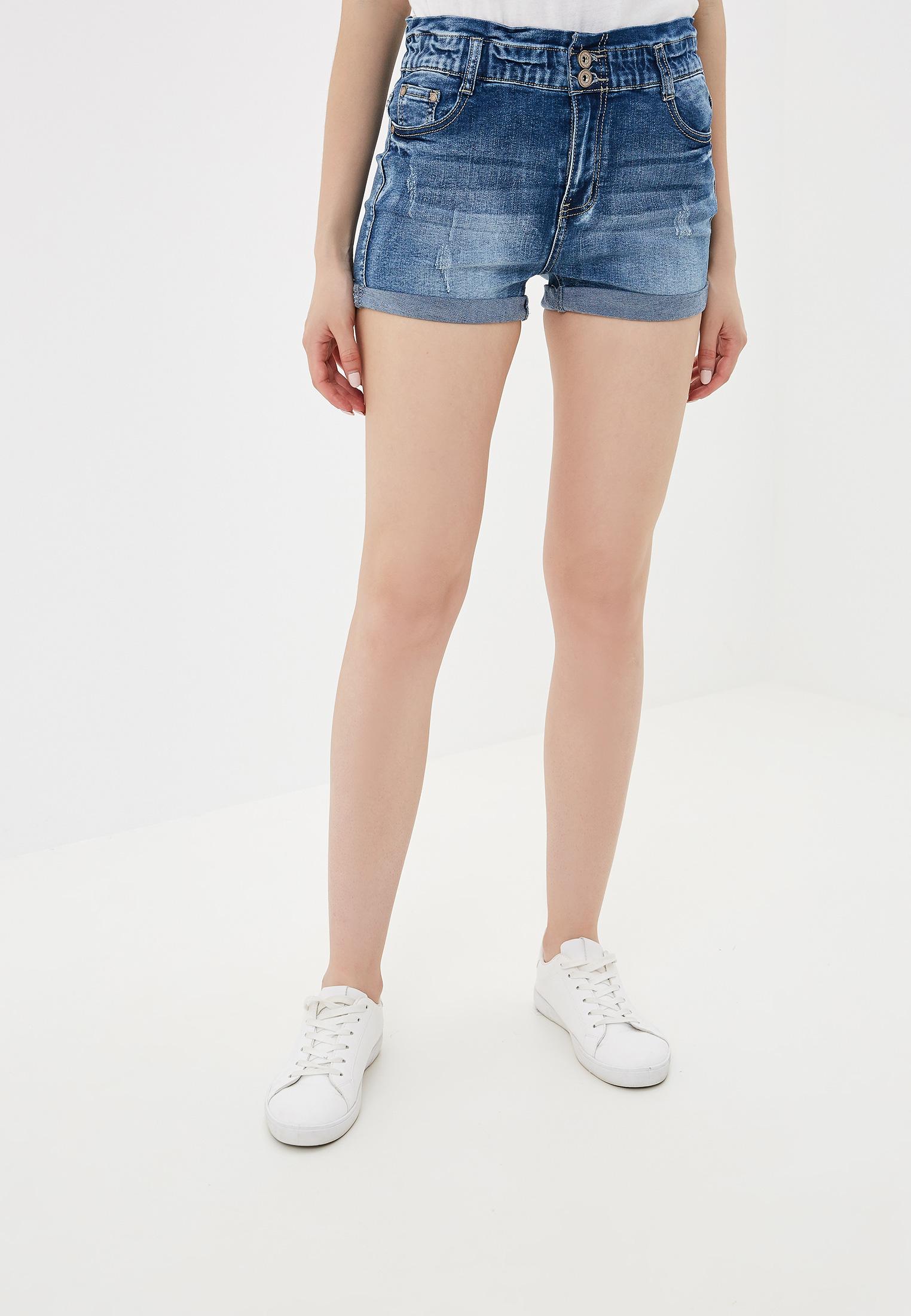 Женские джинсовые шорты G&G B014-T261