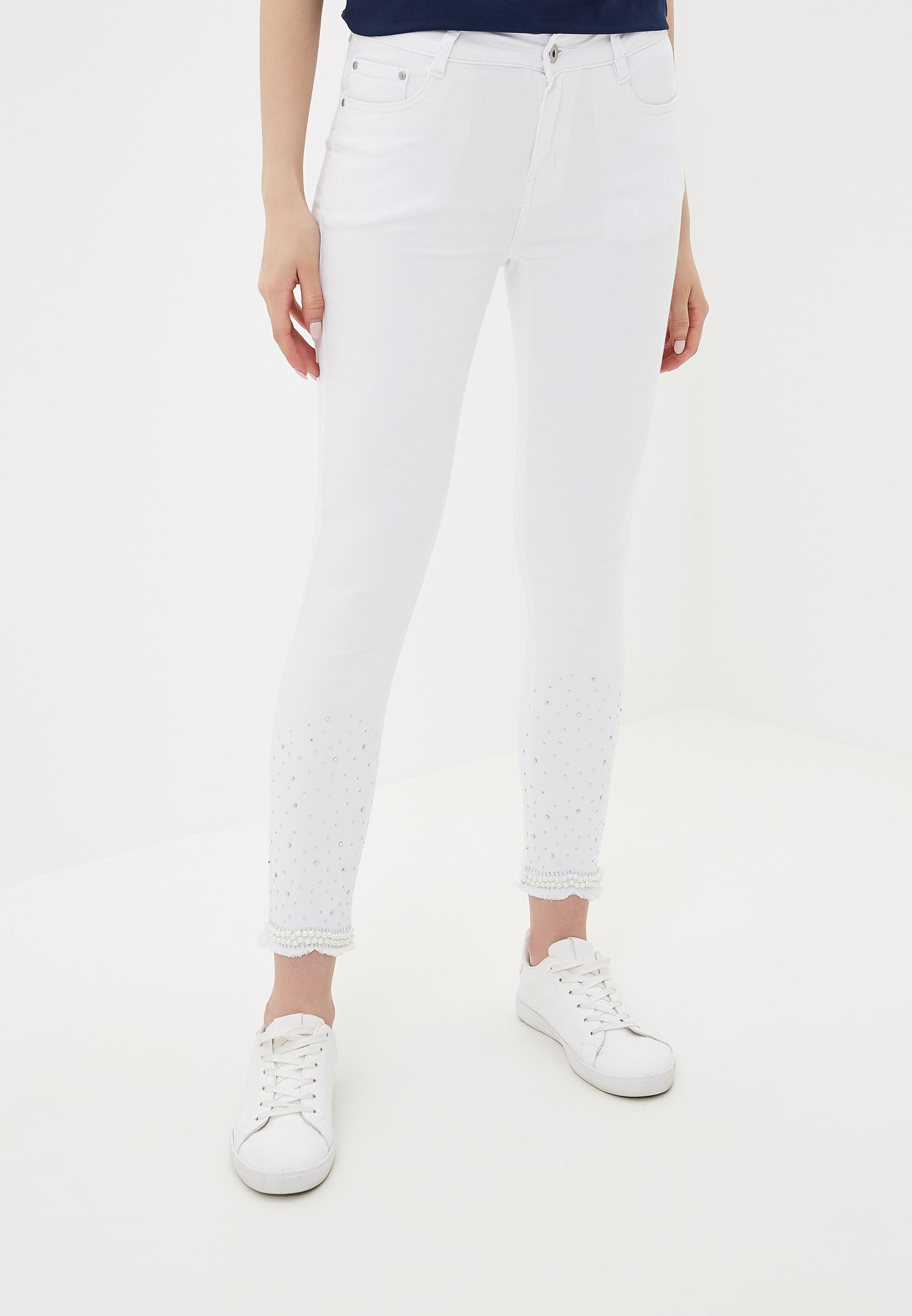 Зауженные джинсы G&G B014-T265A
