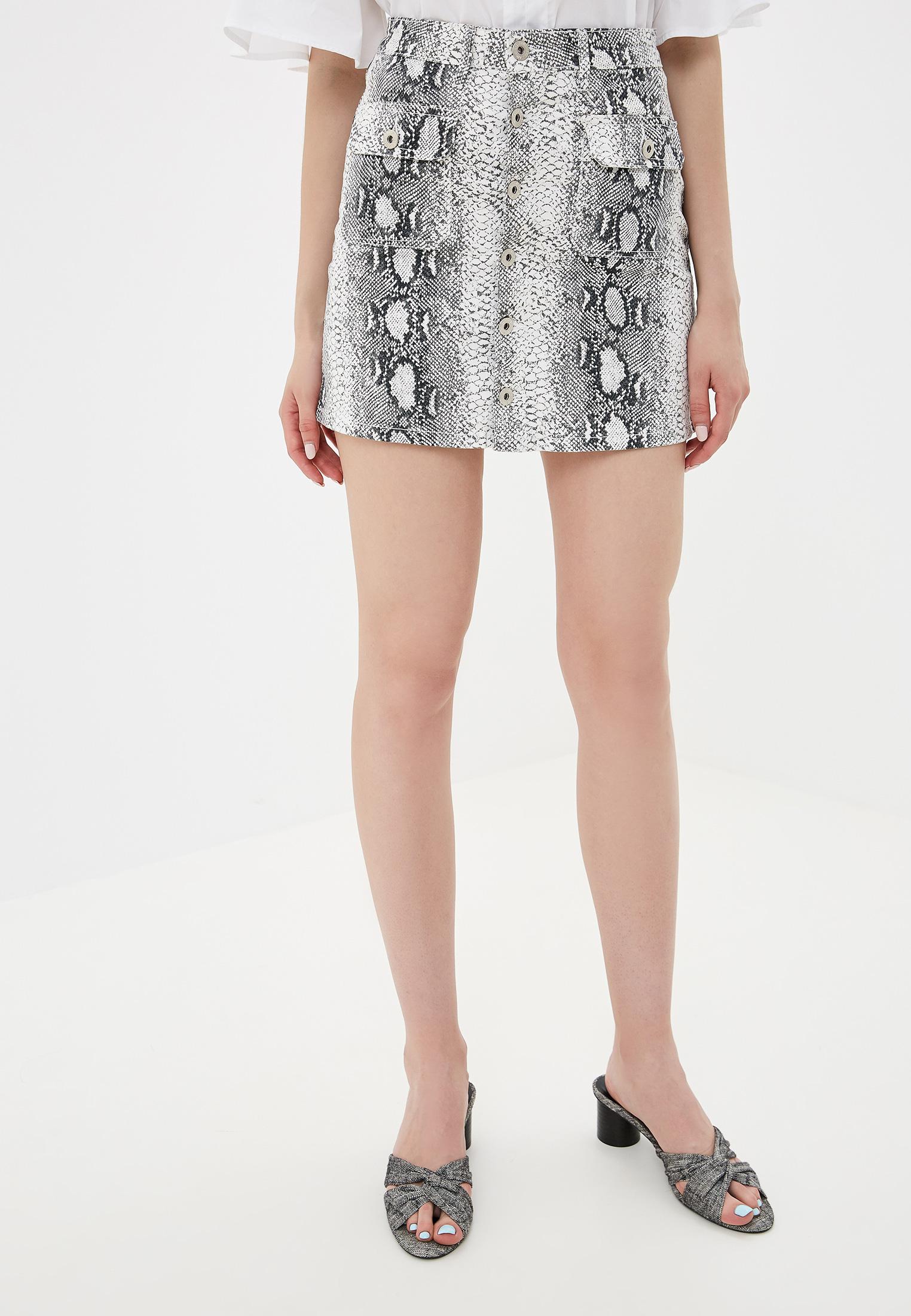 Широкая юбка G&G B014-W017