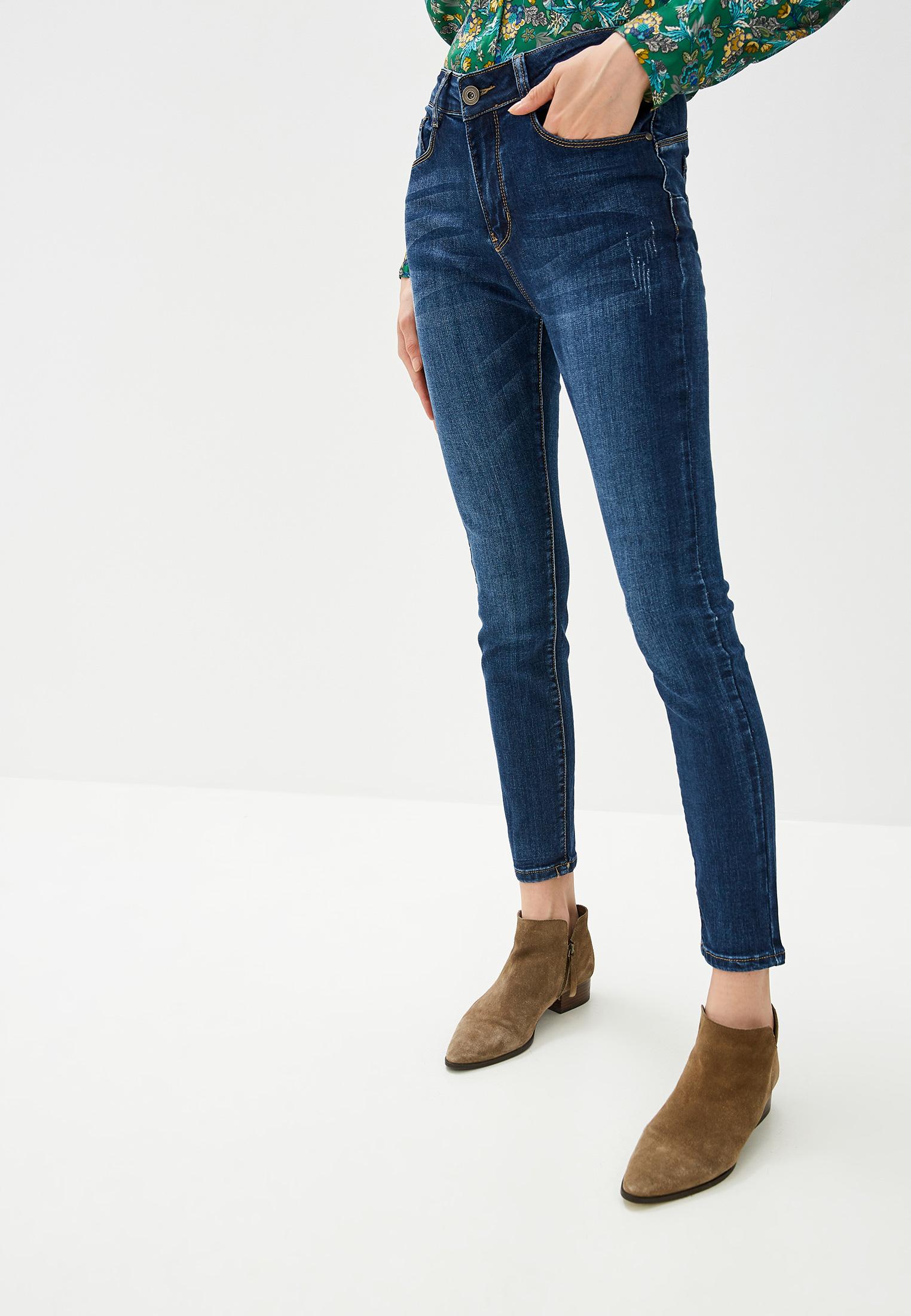 Зауженные джинсы G&G B014-K068