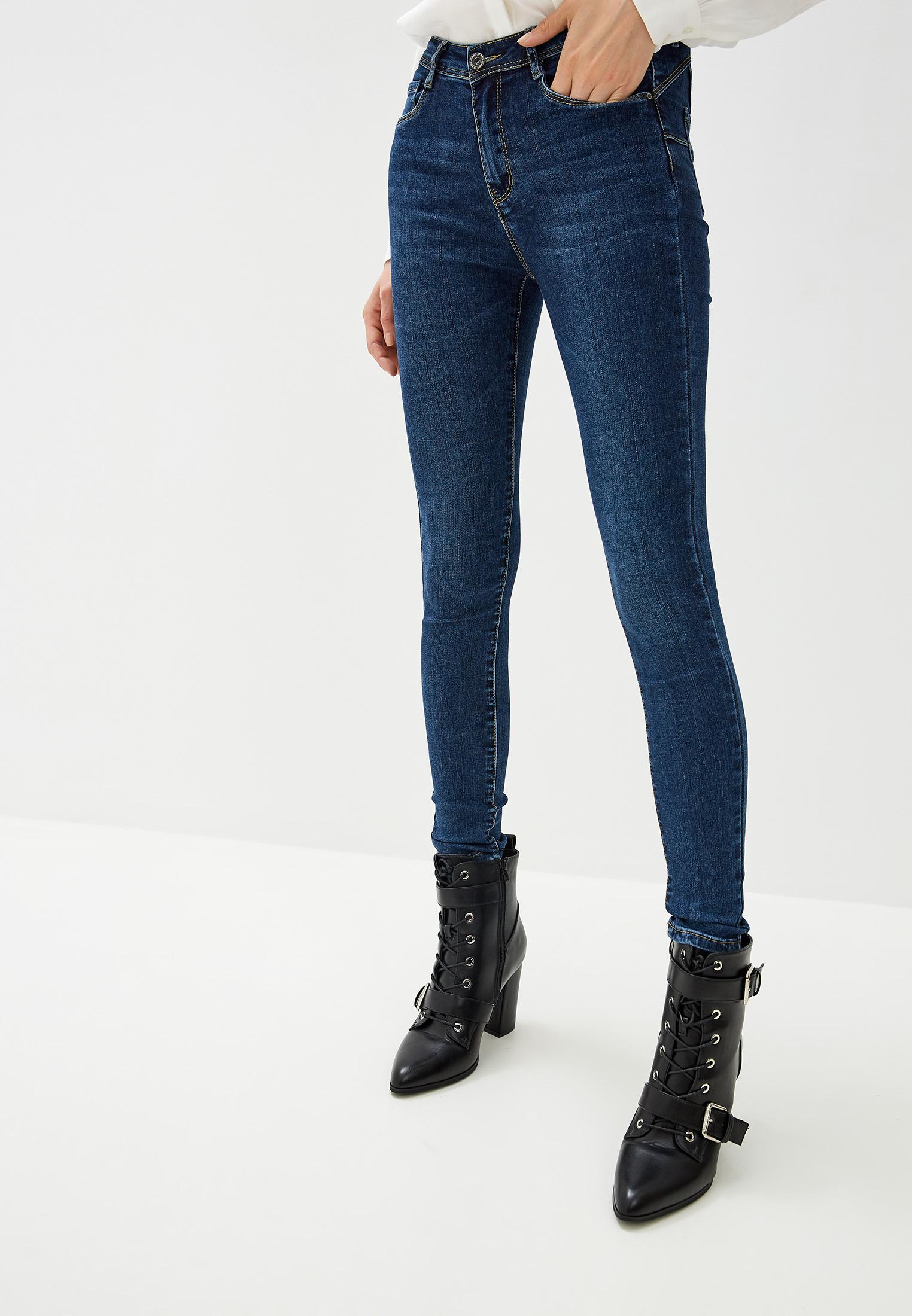 Зауженные джинсы G&G B014-W062
