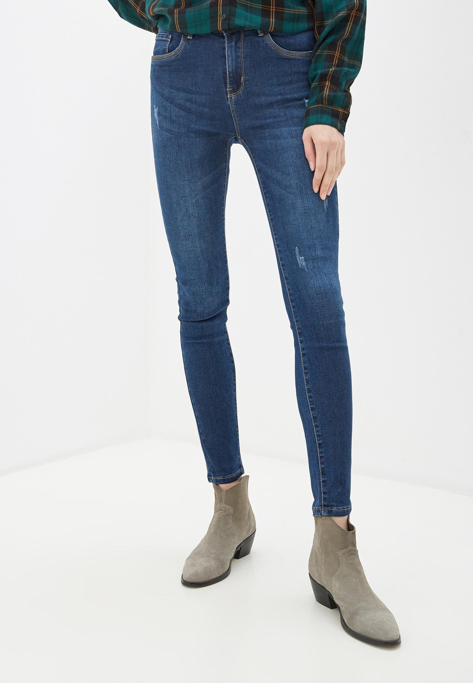 Зауженные джинсы G&G B014-W072