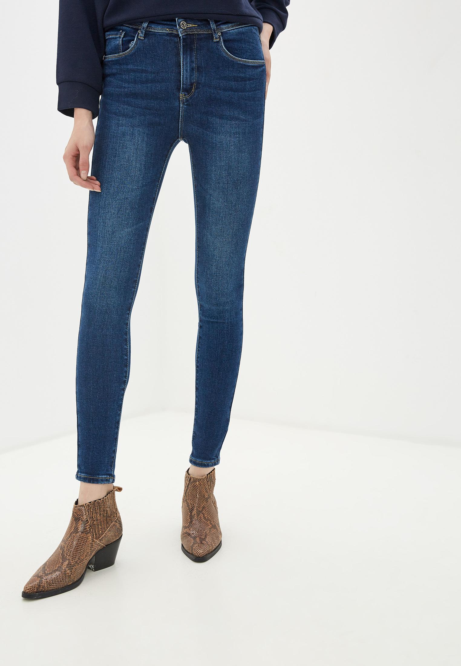 Зауженные джинсы G&G B014-W075