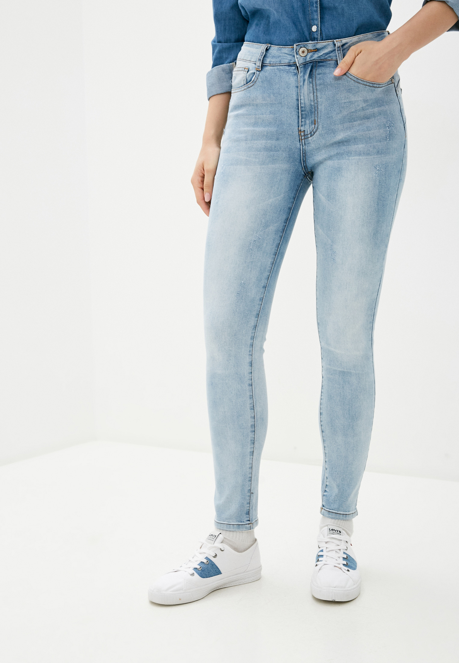 Женские джинсы G&G B014-YL517