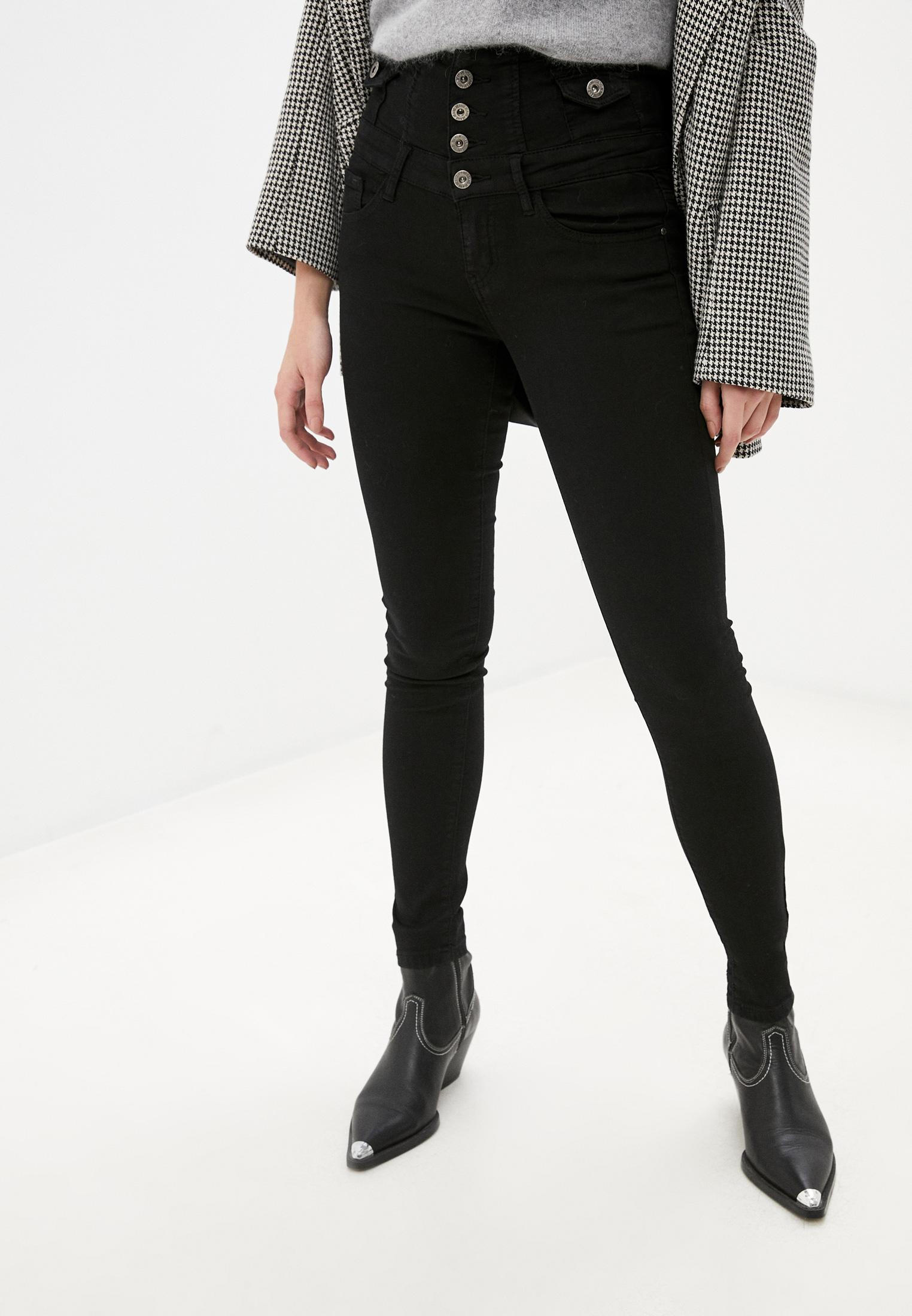 Зауженные джинсы G&G B014-W606-1