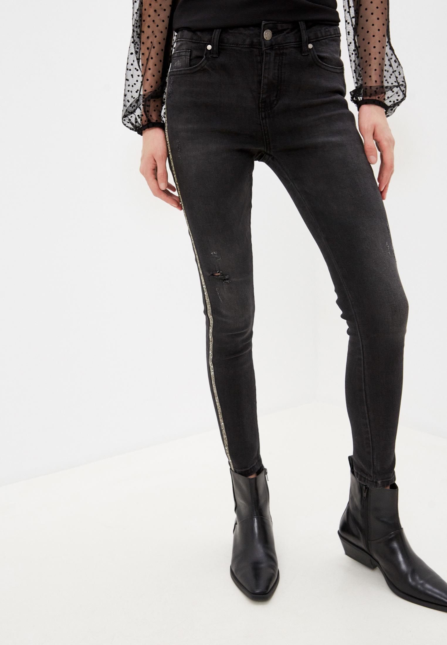 Зауженные джинсы G&G B014-A017