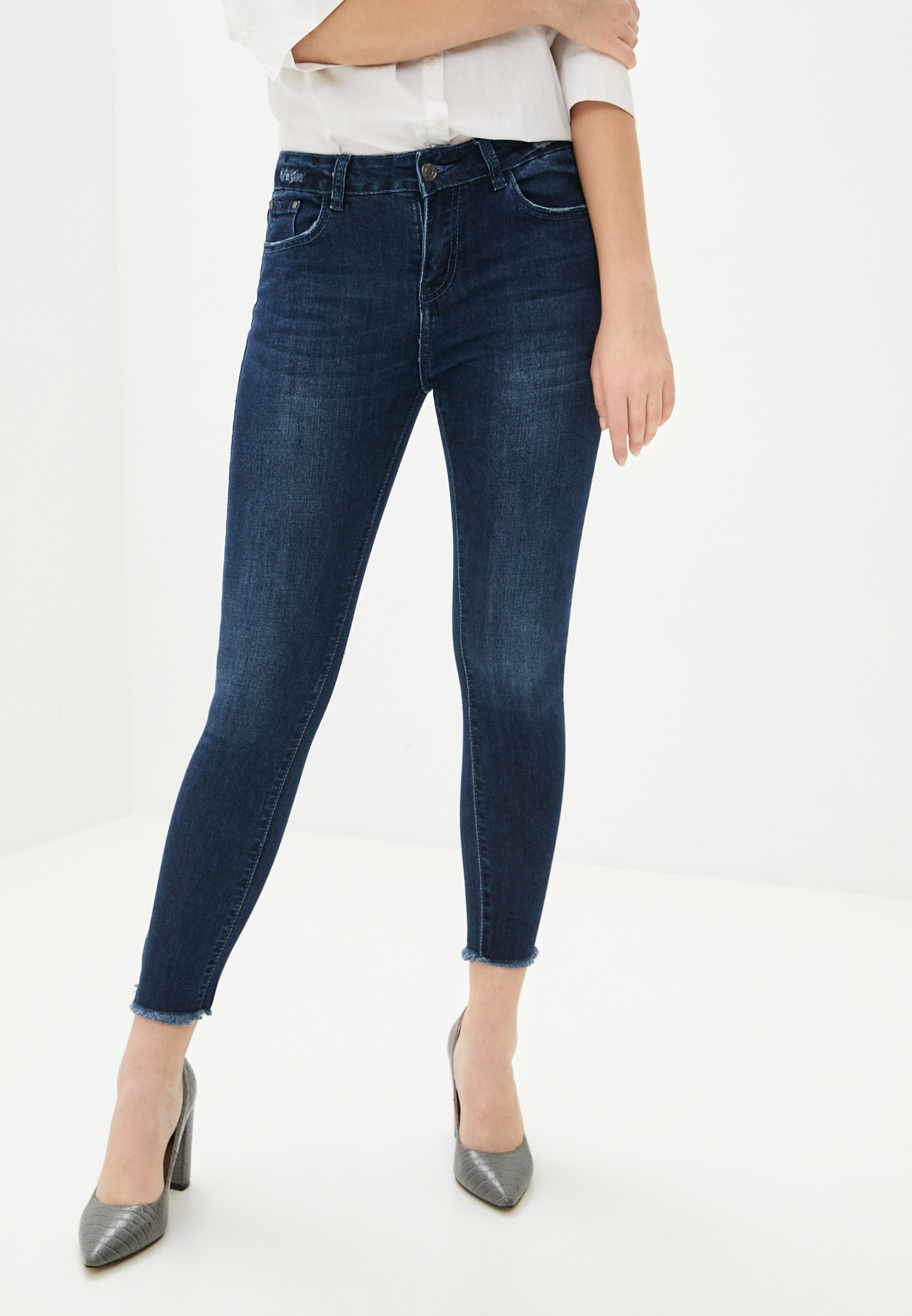 Зауженные джинсы G&G B014-A029: изображение 1
