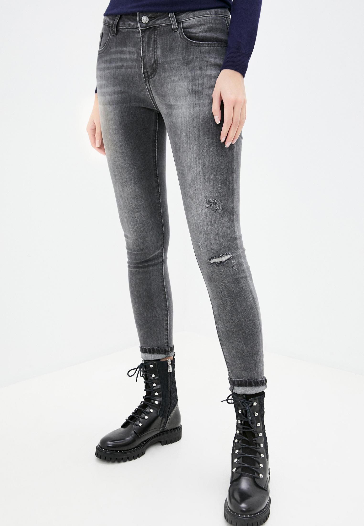 Зауженные джинсы G&G B014-A049