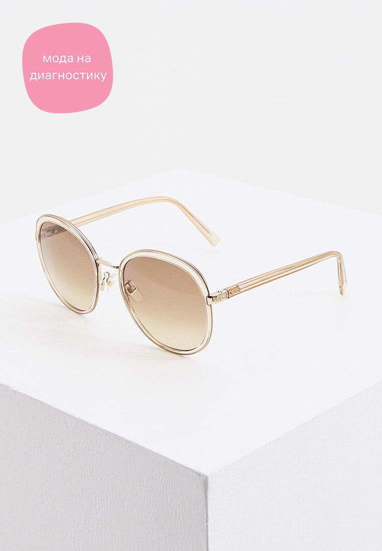 Женские солнцезащитные очки Givenchy GV 7182/G/S