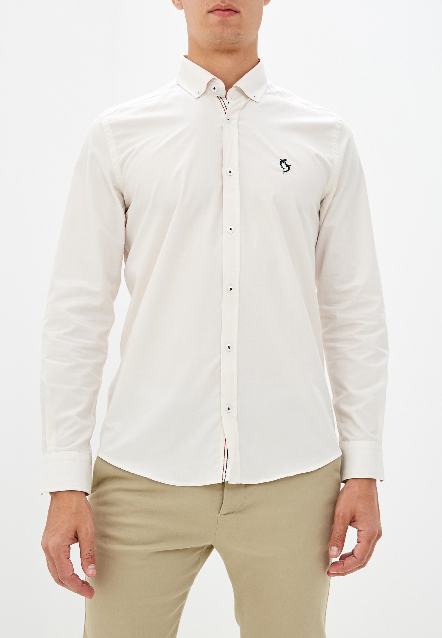 Рубашка с длинным рукавом GIORGIO DI MARE GI1269257