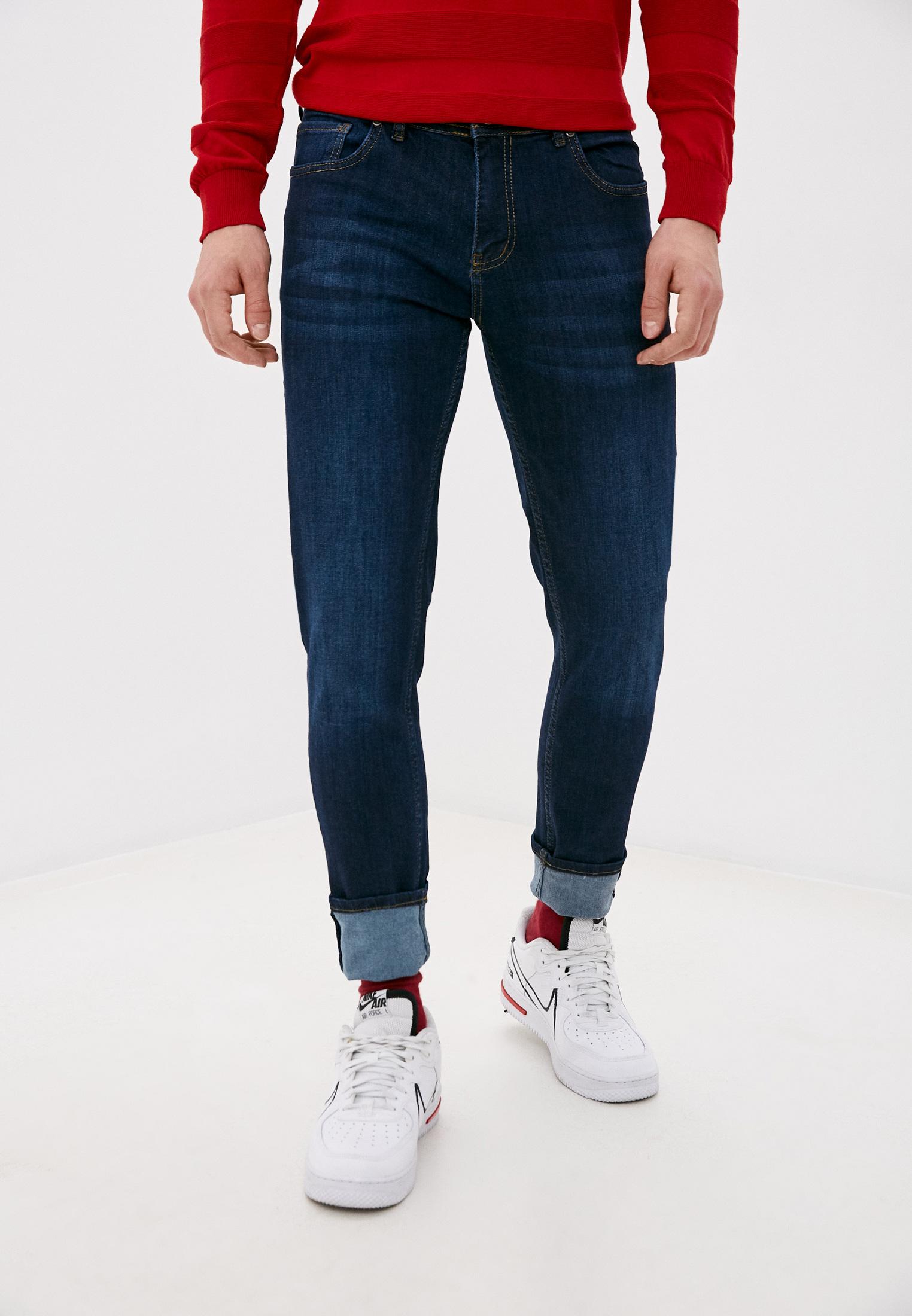 Зауженные джинсы GIORGIO DI MARE GI921484: изображение 1