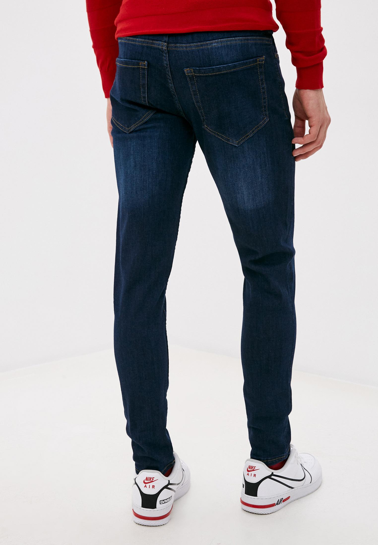 Зауженные джинсы GIORGIO DI MARE GI921484: изображение 3