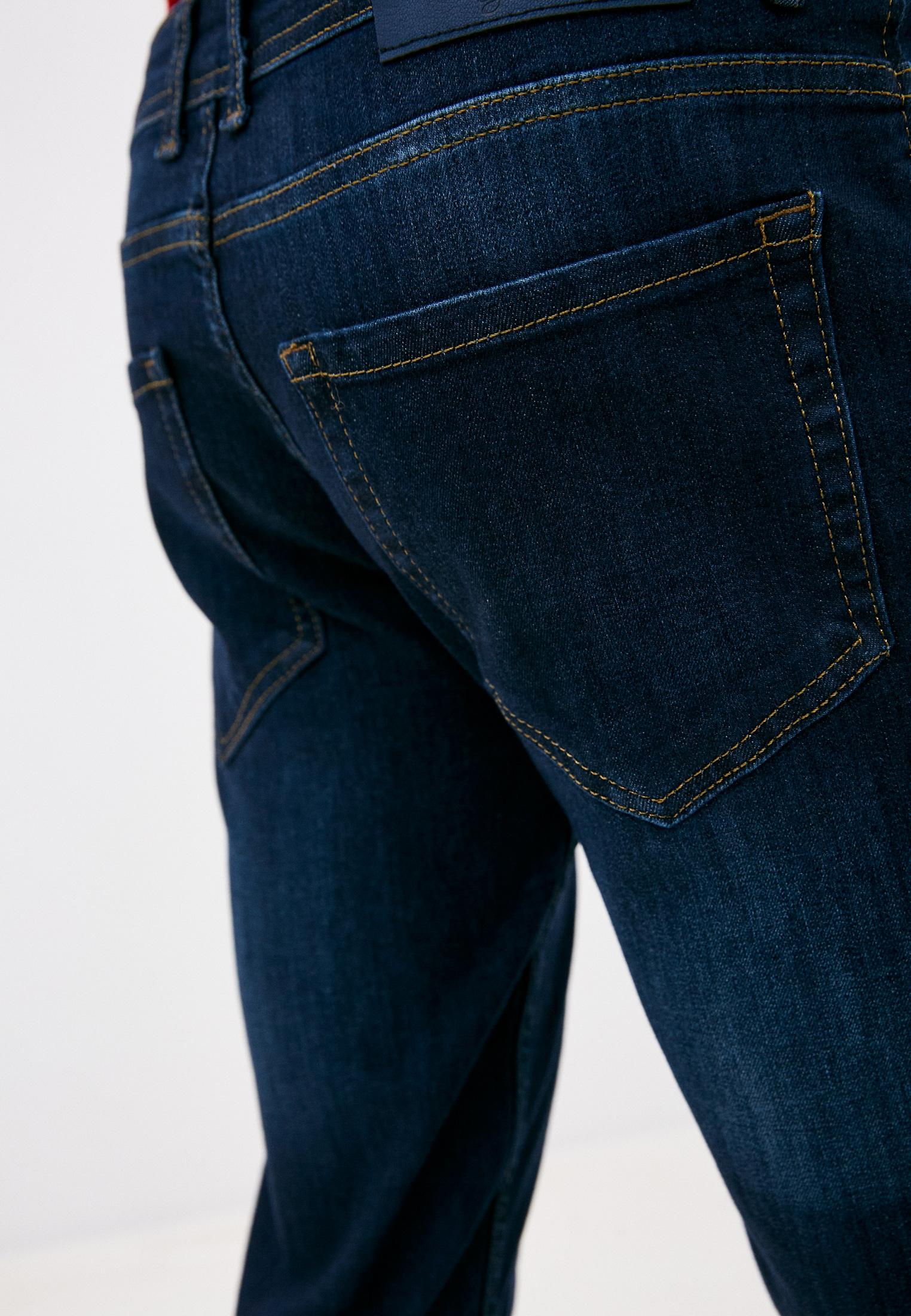 Зауженные джинсы GIORGIO DI MARE GI921484: изображение 4