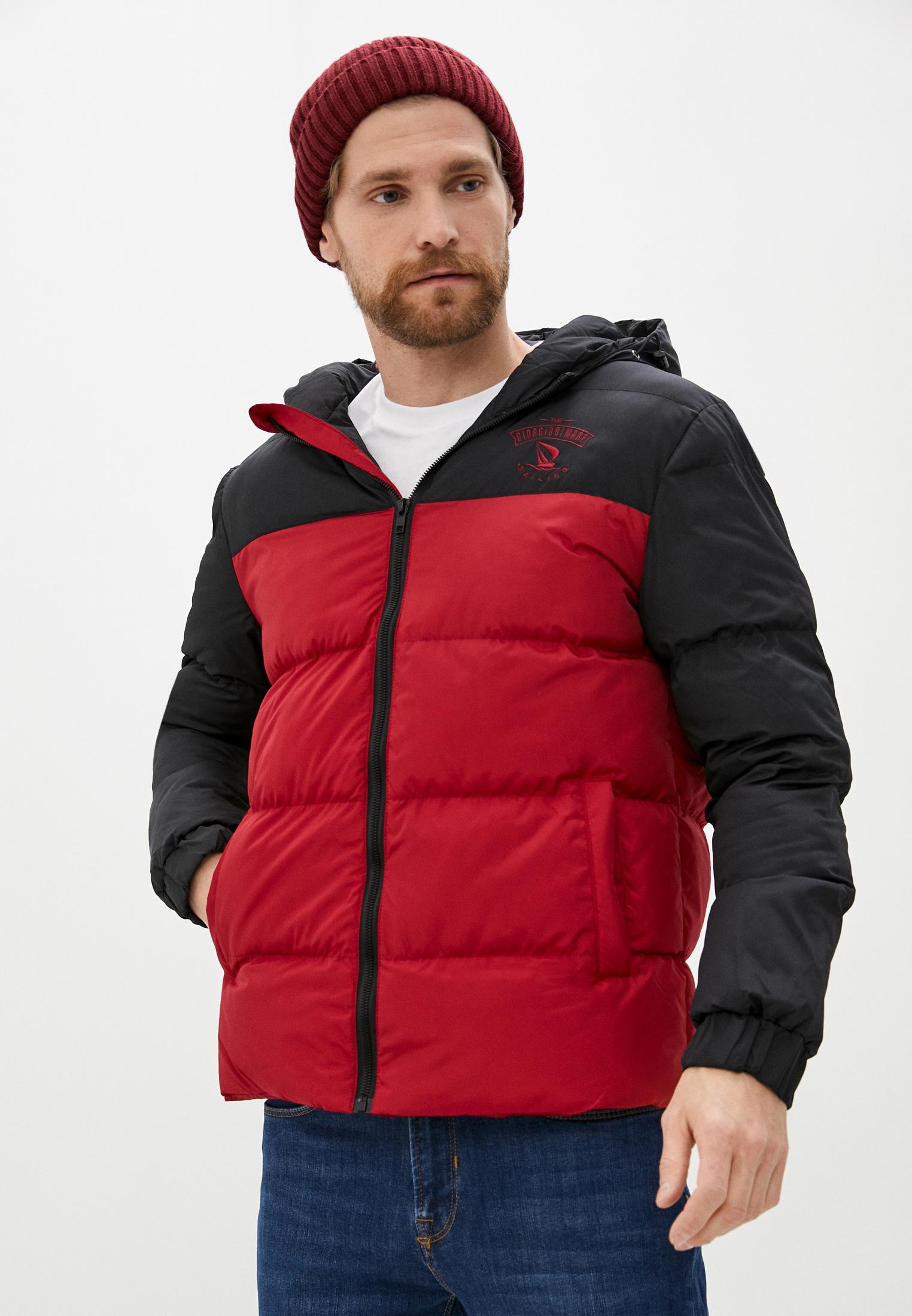 Утепленная куртка GIORGIO DI MARE GI3980401