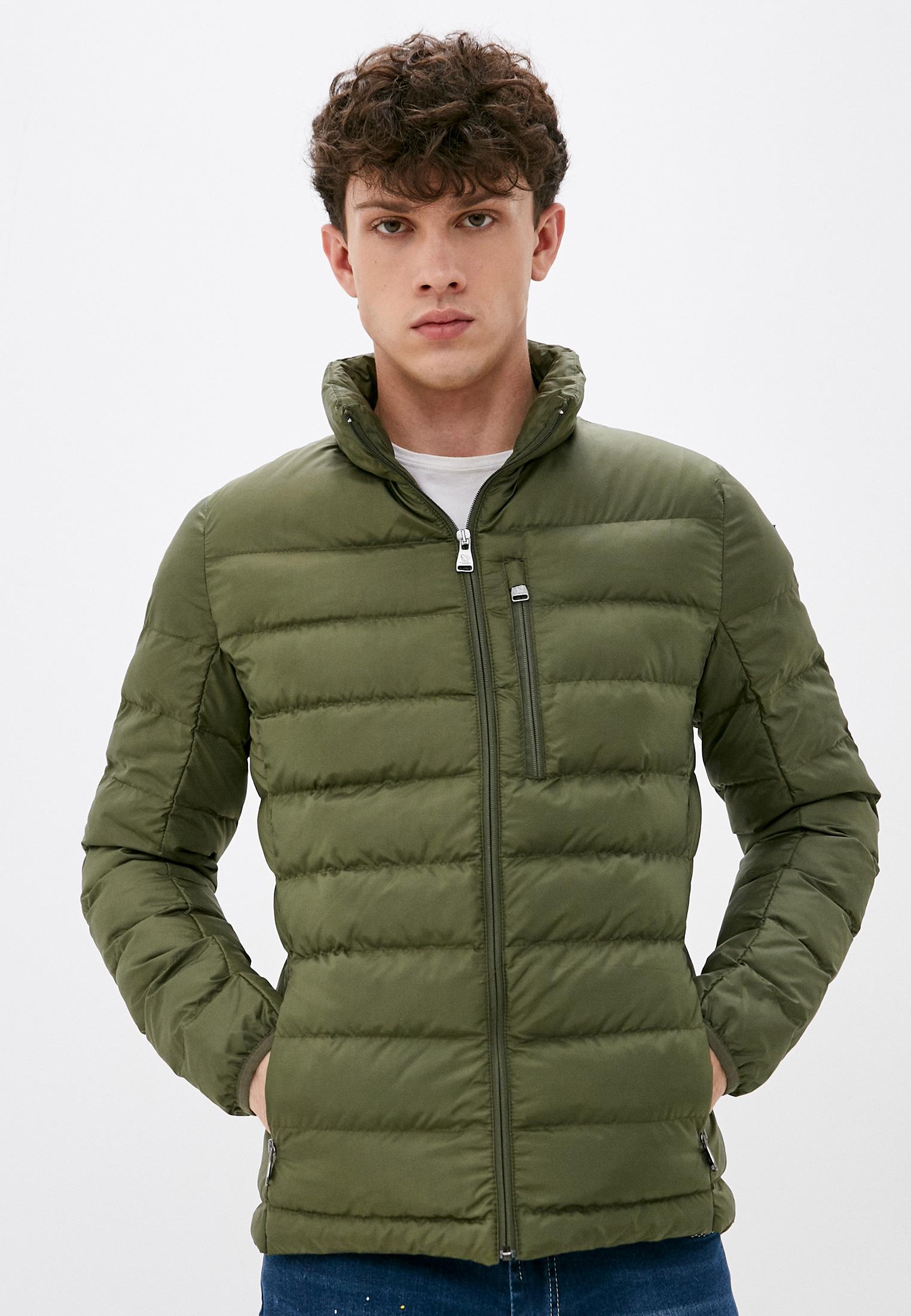 Утепленная куртка GIORGIO DI MARE GI2283278