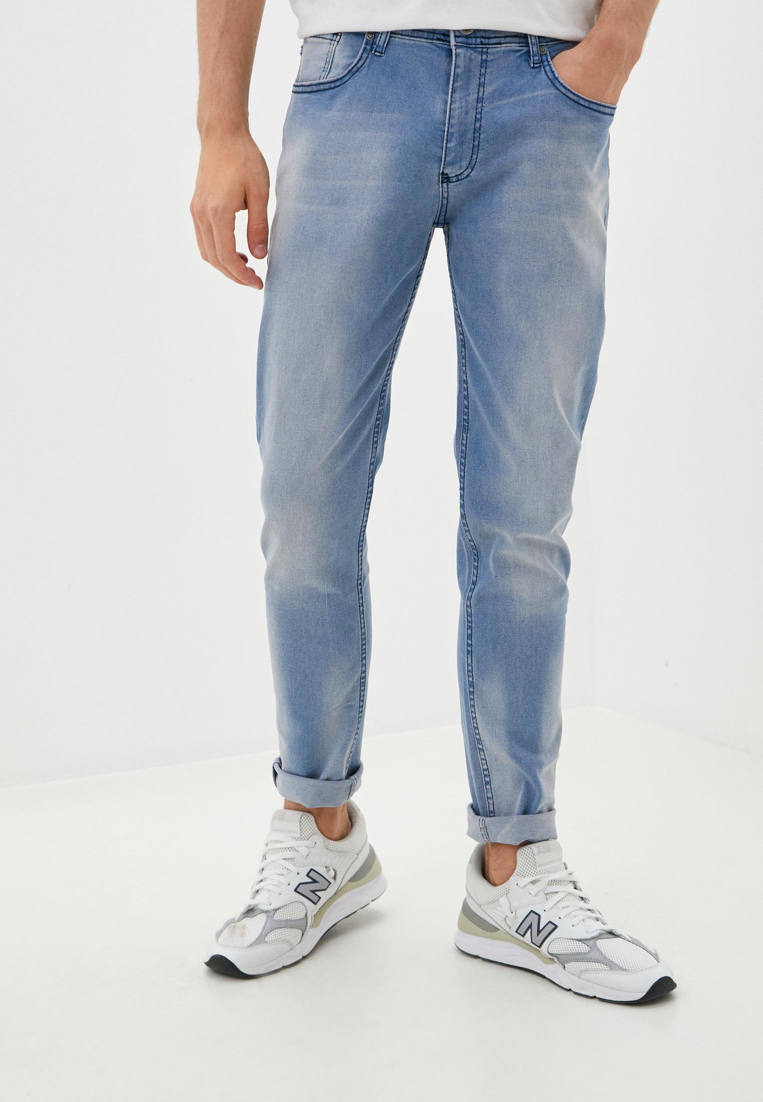 Зауженные джинсы GIORGIO DI MARE GI9707282: изображение 1