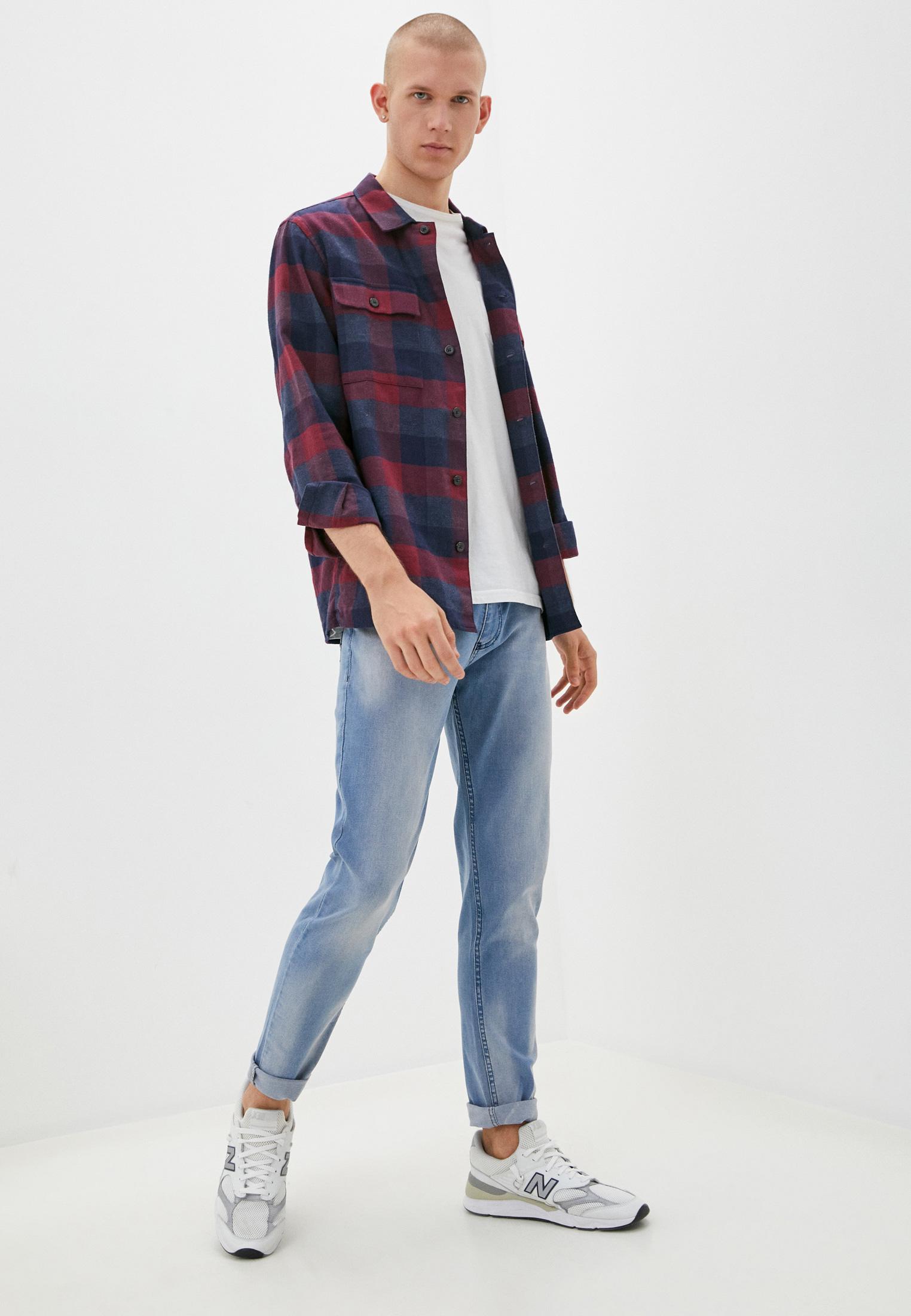 Зауженные джинсы GIORGIO DI MARE GI9707282: изображение 2