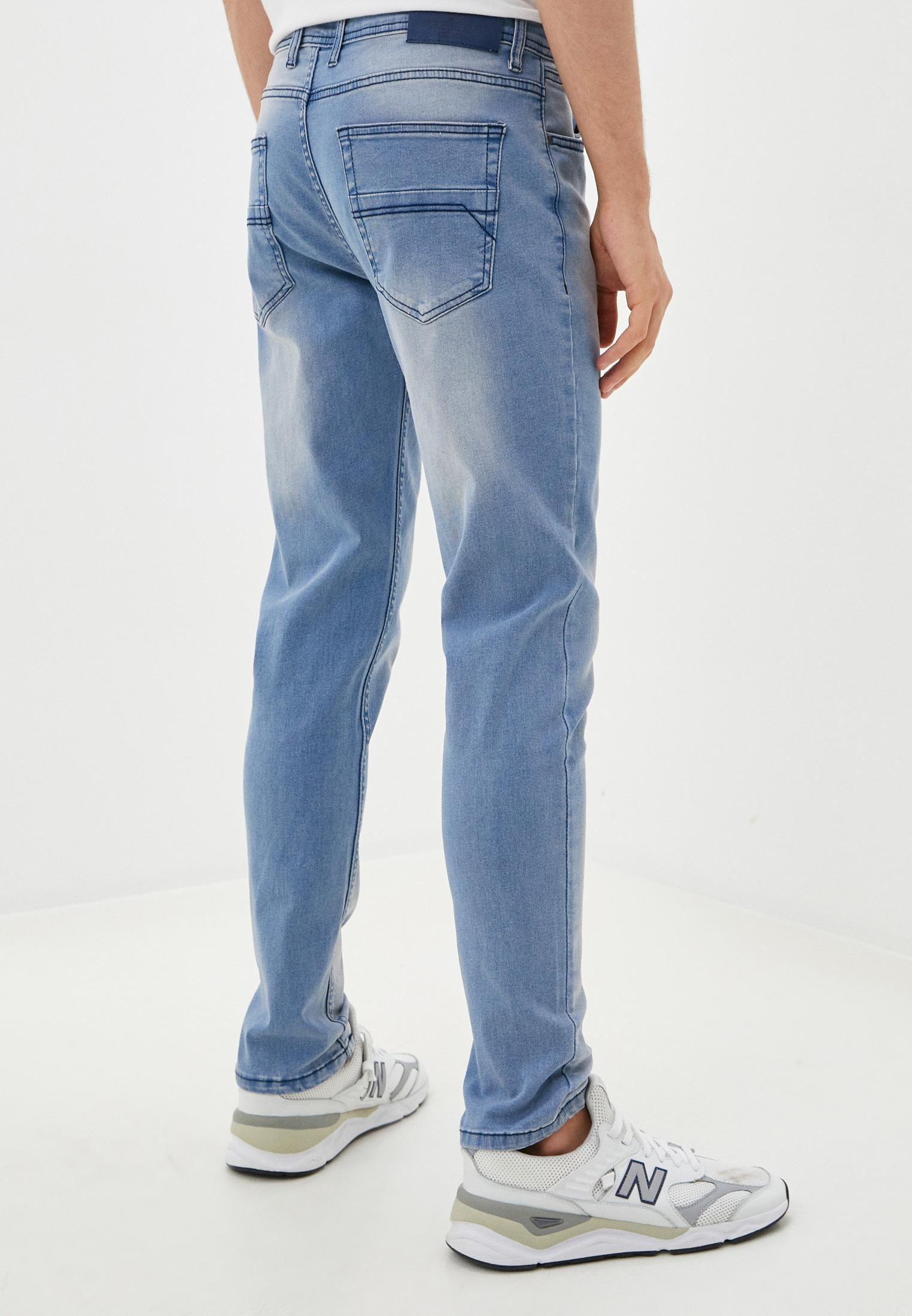 Зауженные джинсы GIORGIO DI MARE GI9707282: изображение 3