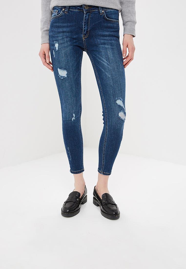 Зауженные джинсы GIORGIO DI MARE GI9230885