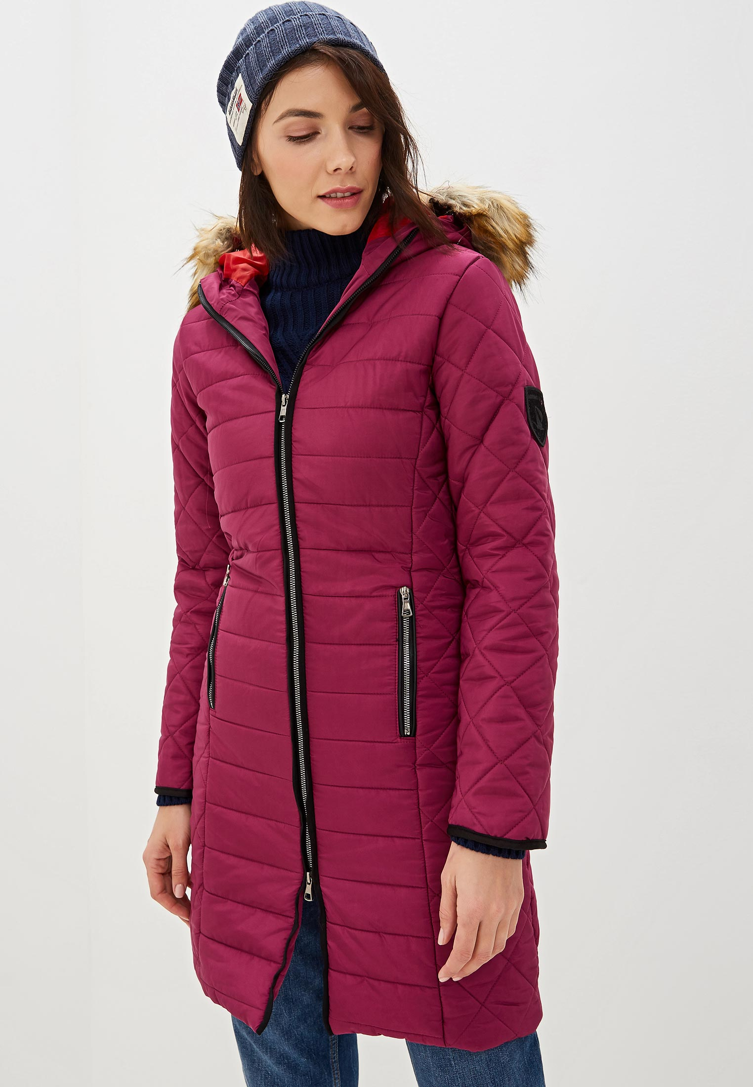 Утепленная куртка GIORGIO DI MARE GI1394198