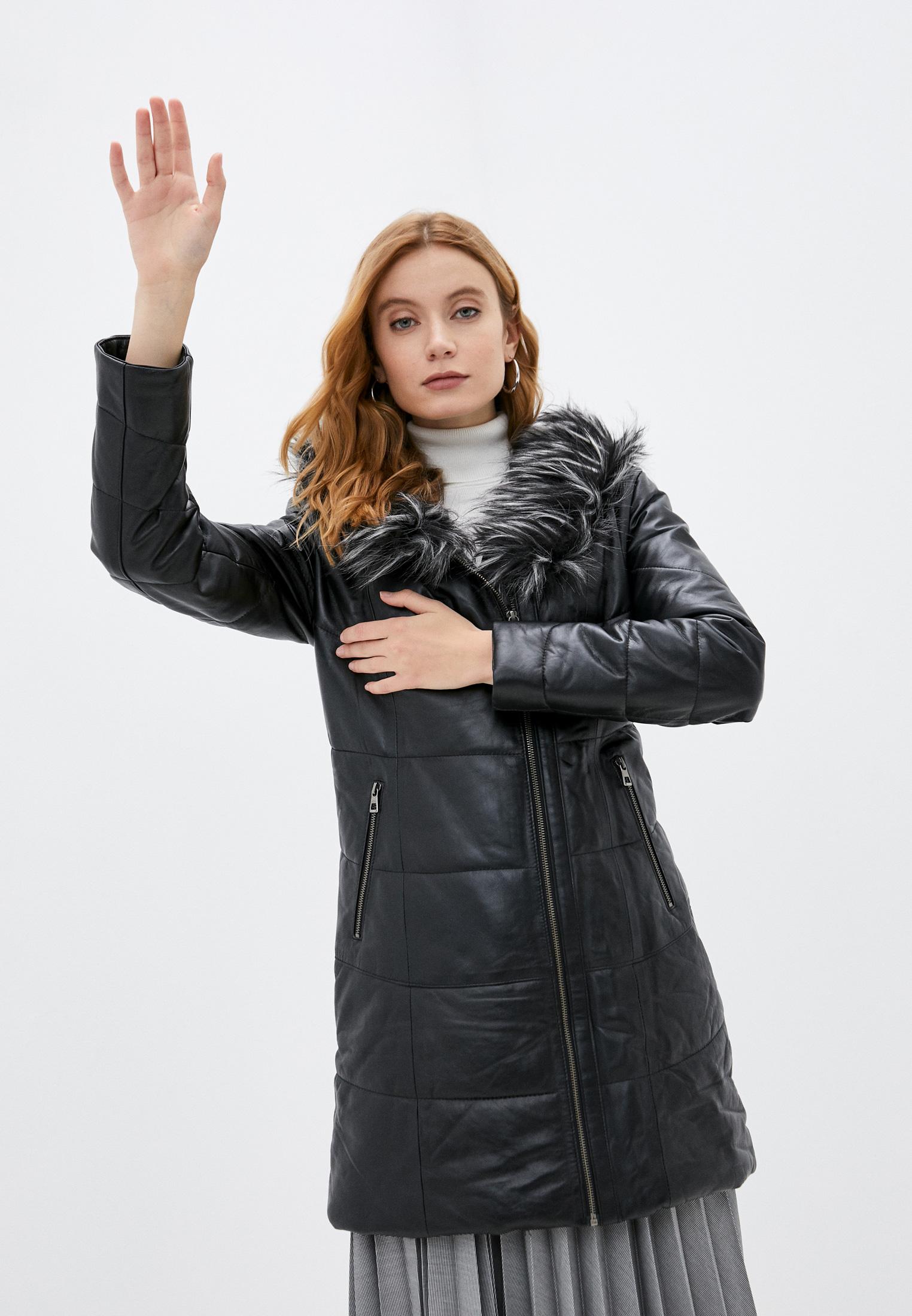 Кожаная куртка GIORGIO DI MARE GI2090348