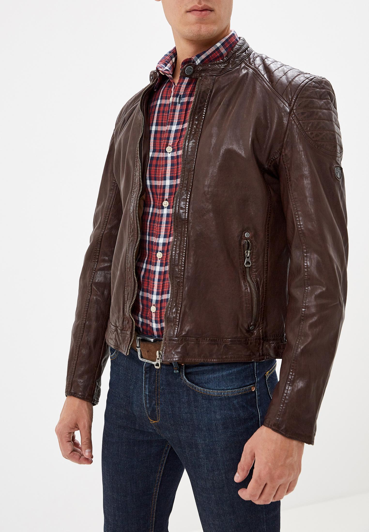 Кожаная куртка Gipsy M0011751