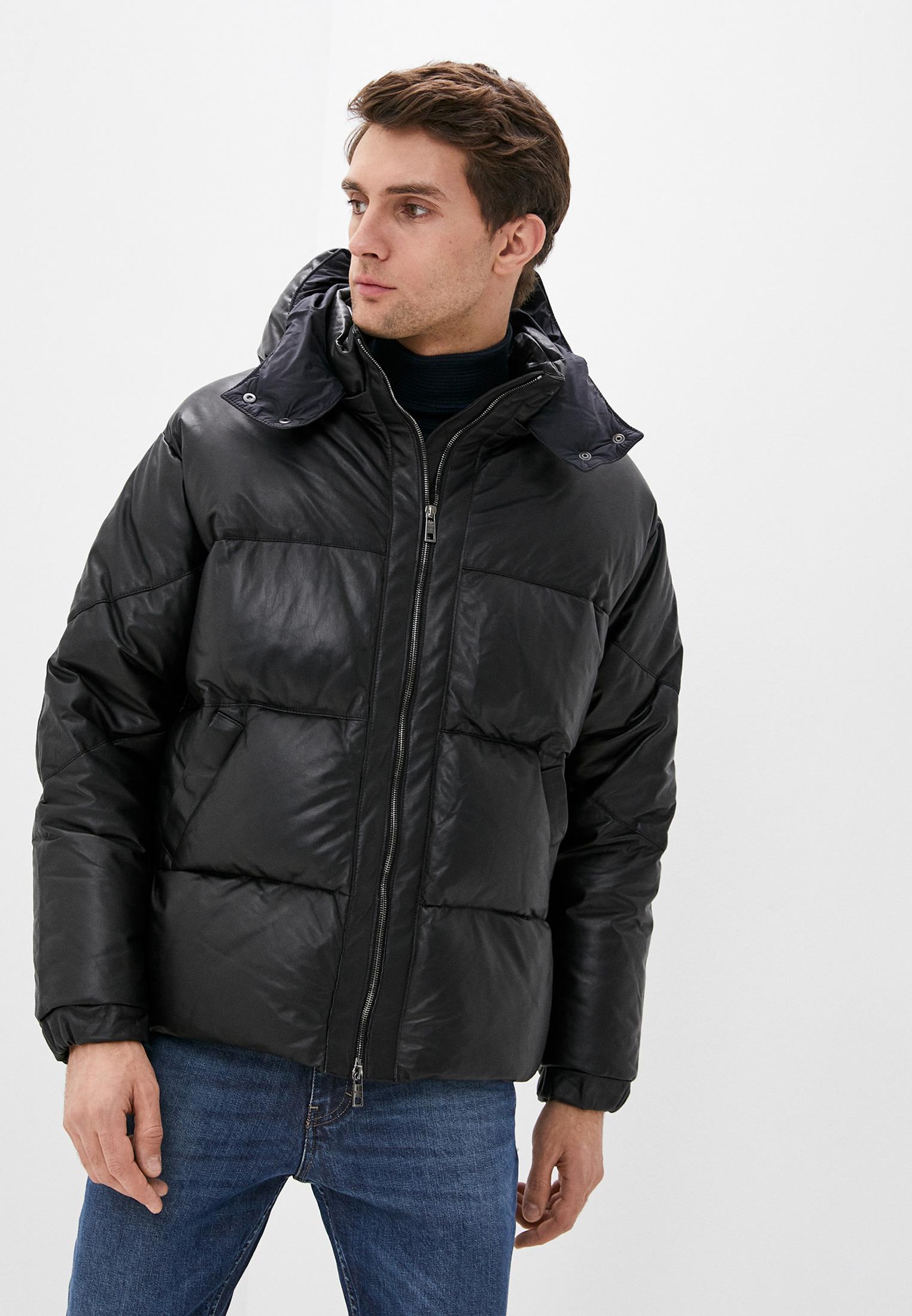 Кожаная куртка GIORGIO BRATO GU21F8923UOMOCRTFEAR