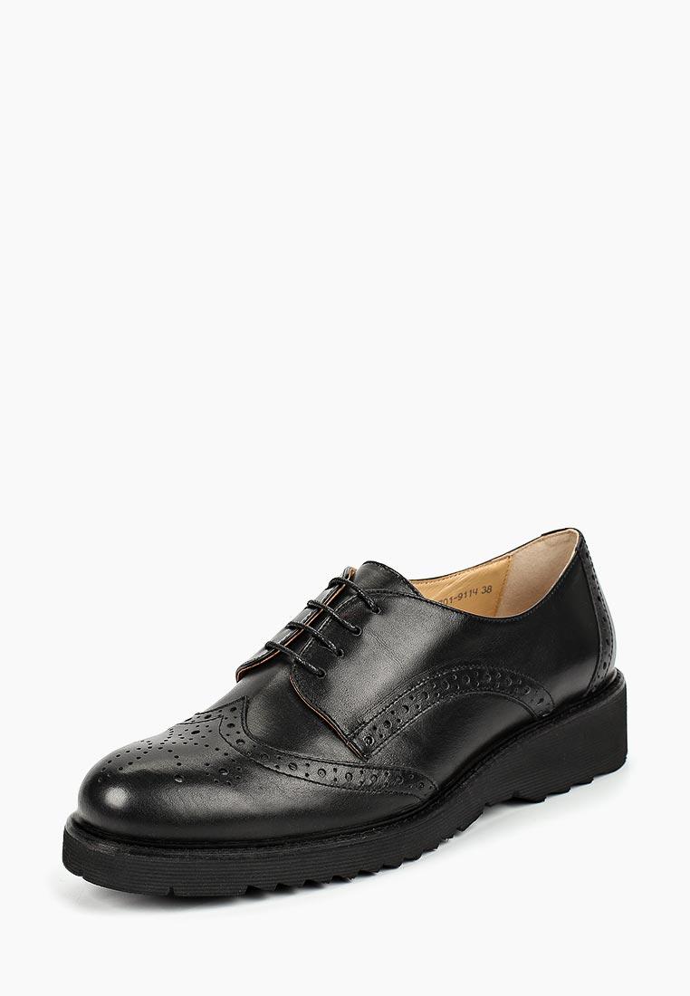 Женские ботинки Giotto 04136-701-911Ч