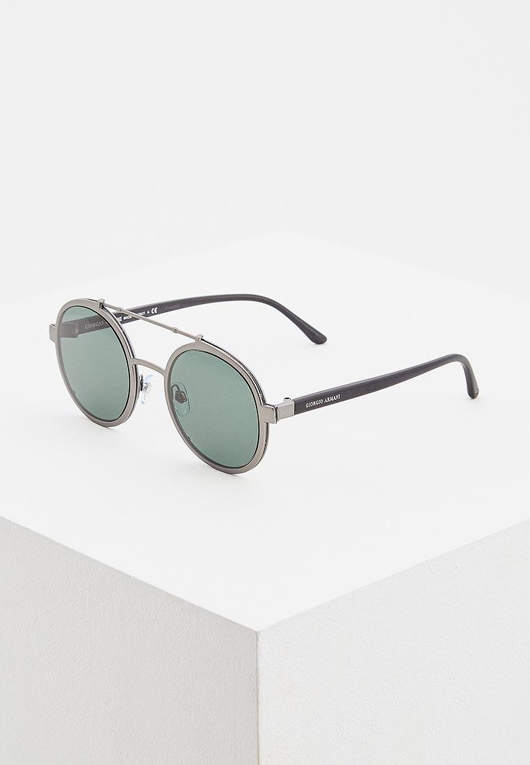 Мужские солнцезащитные очки Giorgio Armani 0AR6070