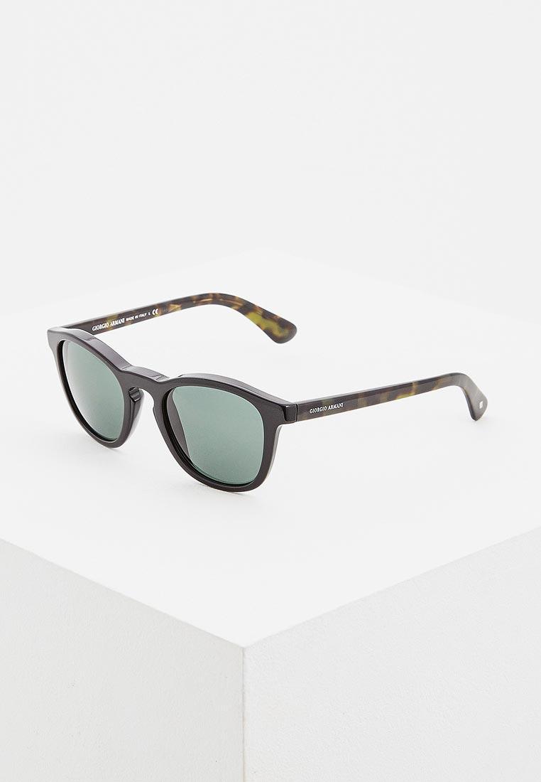 Мужские солнцезащитные очки Giorgio Armani 0AR8112