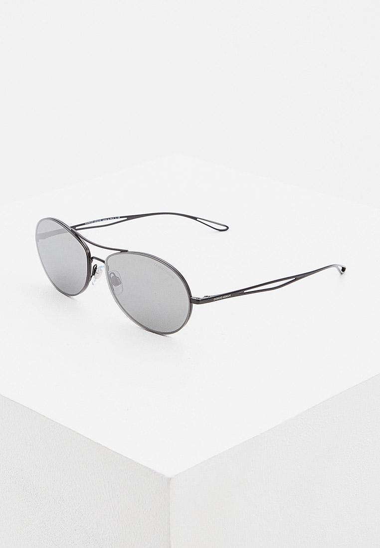 Мужские солнцезащитные очки Giorgio Armani 0AR6099