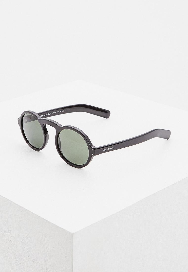 Мужские солнцезащитные очки Giorgio Armani 0AR 803M: изображение 1