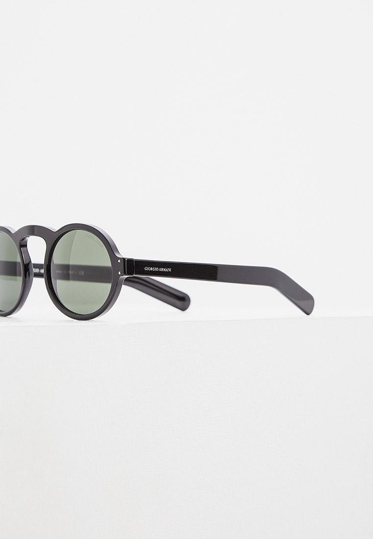 Мужские солнцезащитные очки Giorgio Armani 0AR 803M: изображение 4
