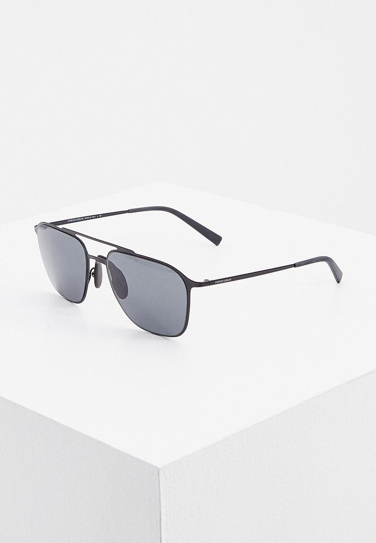 Мужские солнцезащитные очки Giorgio Armani 0AR6110
