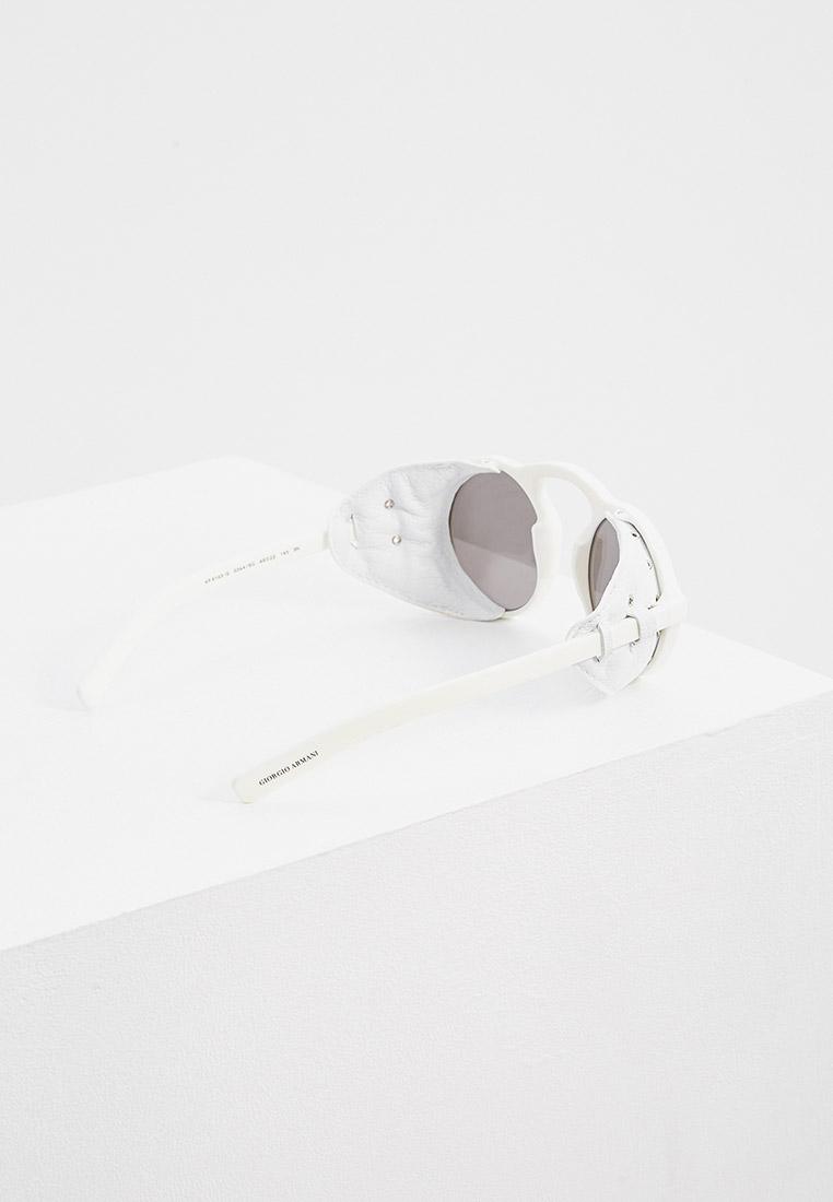 Мужские солнцезащитные очки Giorgio Armani 0AR8143Q: изображение 4