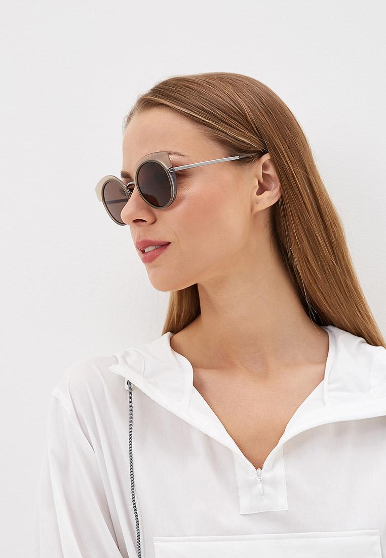 Женские солнцезащитные очки Giorgio Armani 0AR6091