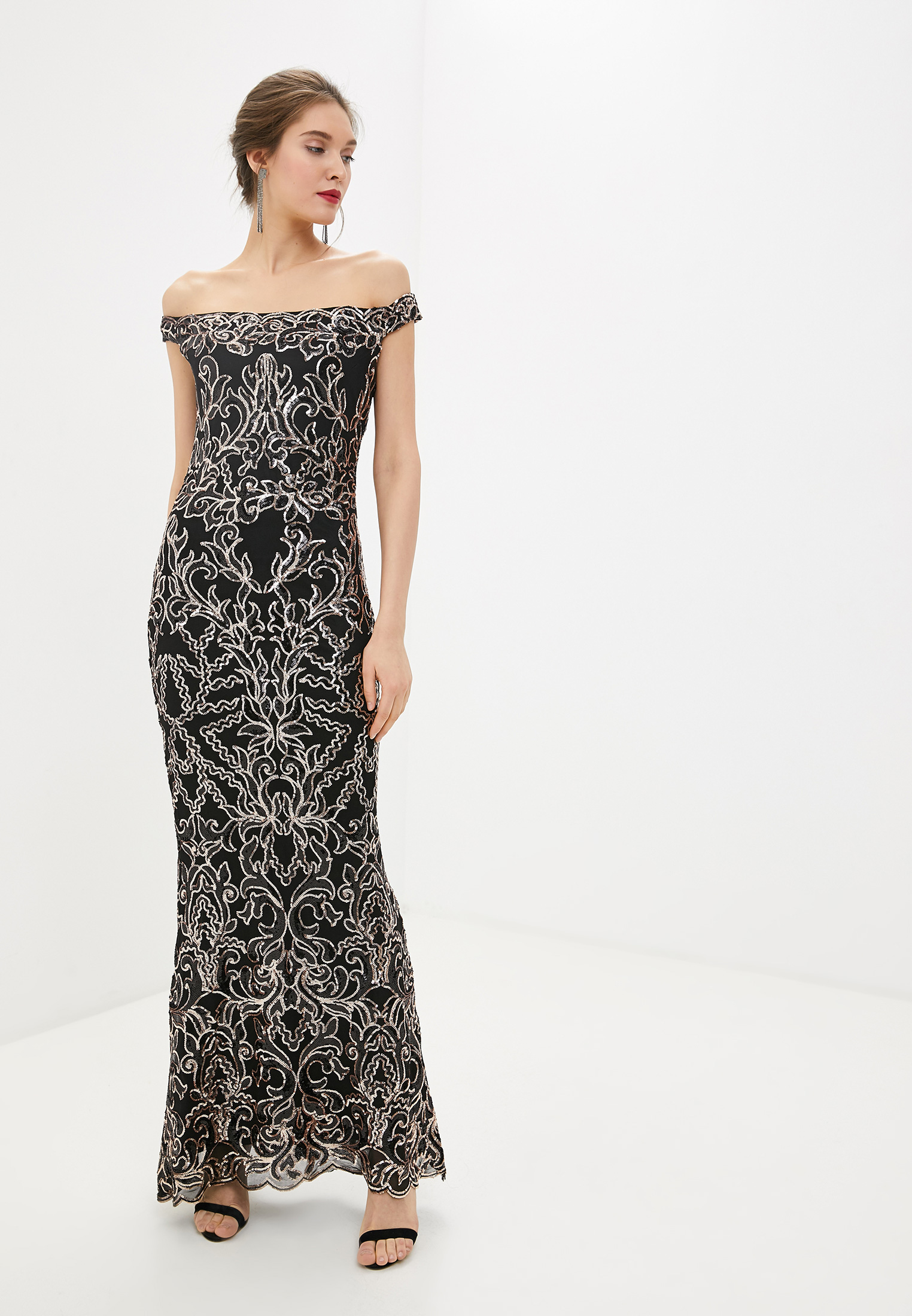 Вечернее / коктейльное платье Goddiva (Годдива) DR2543