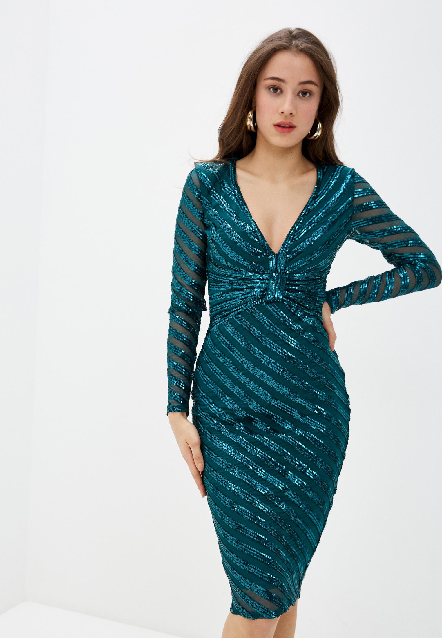 Вечернее / коктейльное платье Goddiva (Годдива) DR2534