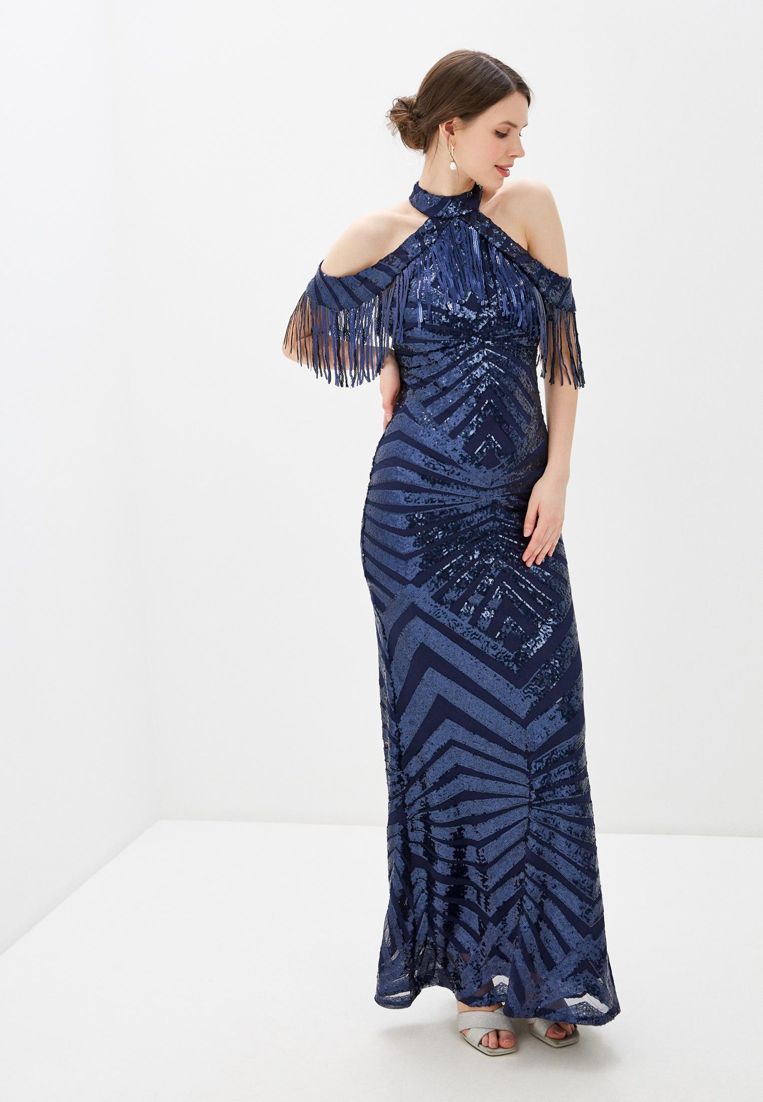 Вечернее / коктейльное платье Goddiva (Годдива) DR2512