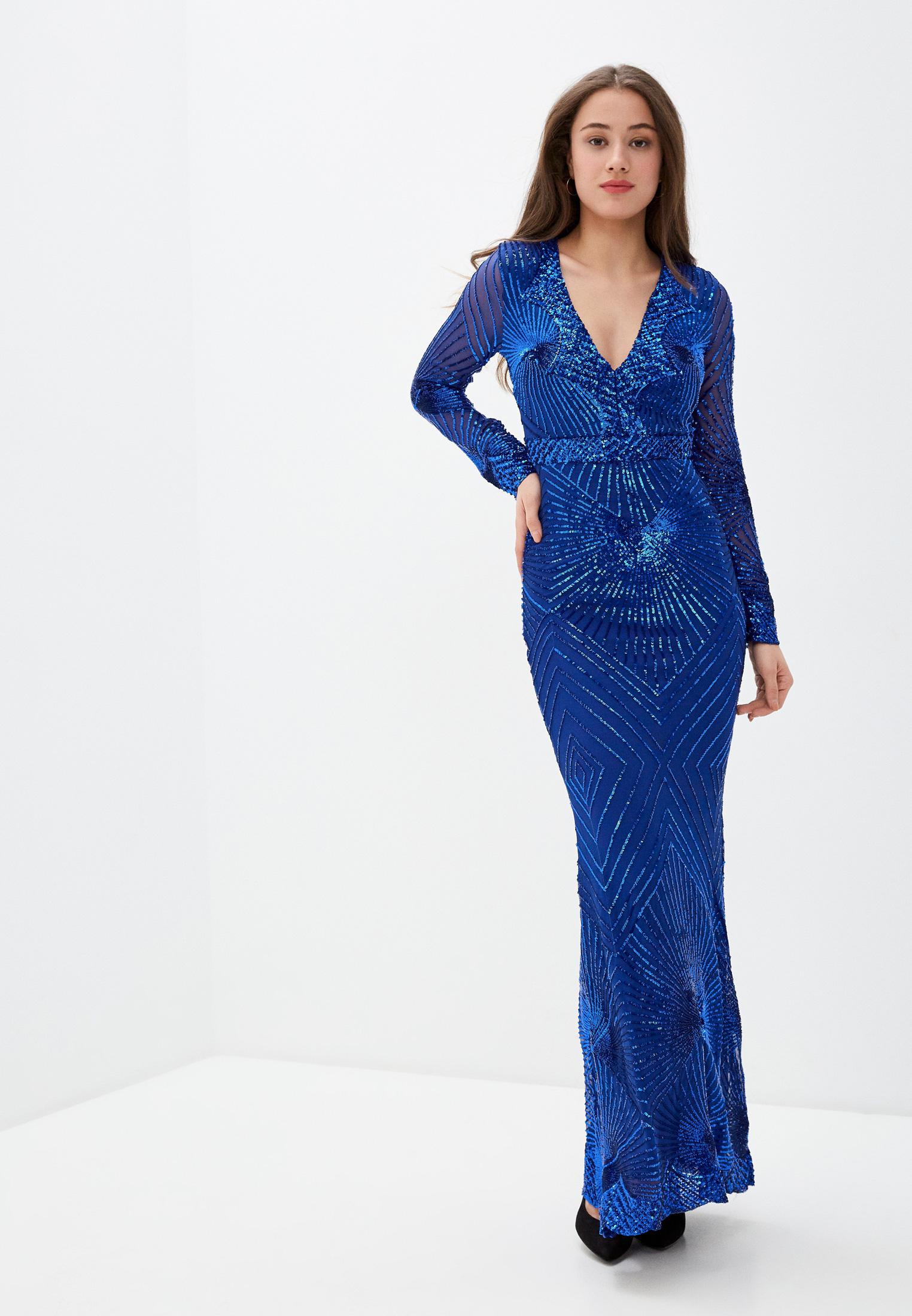 Вечернее / коктейльное платье Goddiva (Годдива) DR1824
