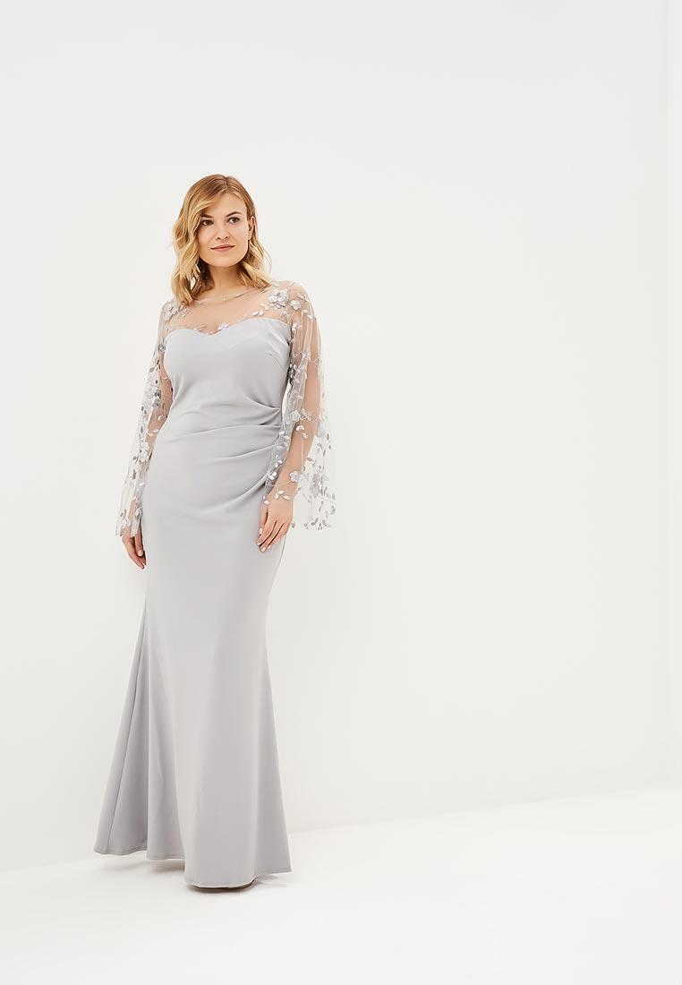 Вечернее / коктейльное платье Goddiva Size Plus DR1638P