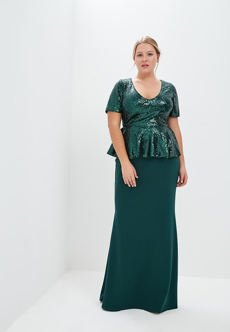 Вечернее / коктейльное платье Goddiva Size Plus DR1779P